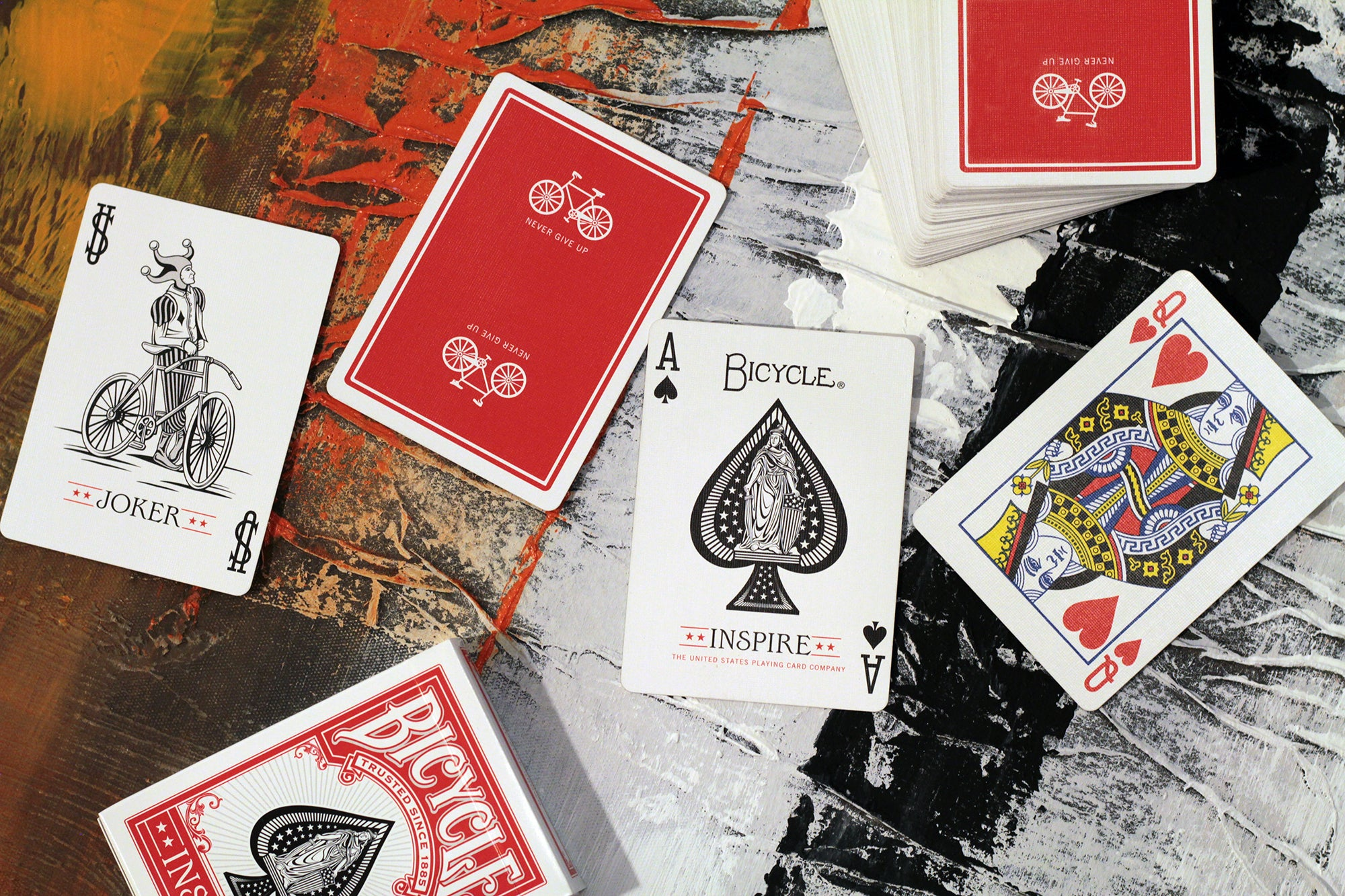 the blue crown shop playing cards magic tricks