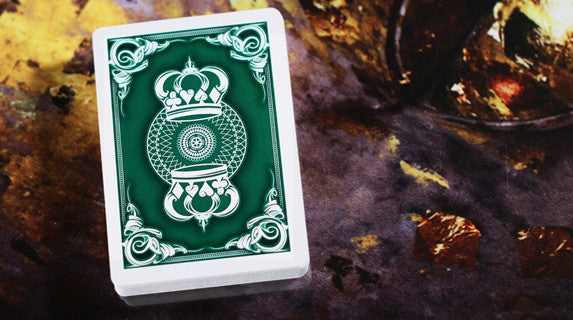 The Green Crown Deck