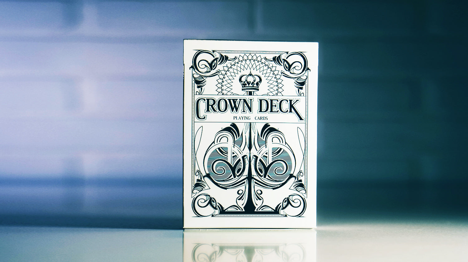 f52c4592f81 Crown Deck (SNOW)   Limited Edition - The Blue Crown - Get Your ...