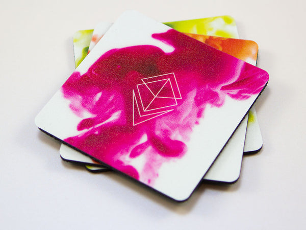 Custom Promotional Printed Coasters