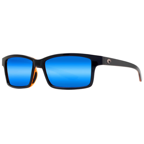 Costa Del Mar Tern 80OBMP Black Amber/Blue Mirror 54mm