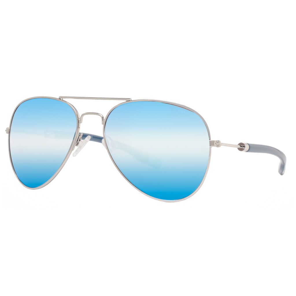 a5c955d48c ... Men s Silver Blue Mirror Aviator Sunglasses. Kenneth Cole Reaction  KC1272 10X 58mm. Loading zoom