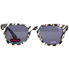 Carrera CARRERA 6000 889KU Matte Blue/Grey Stripes 50mm