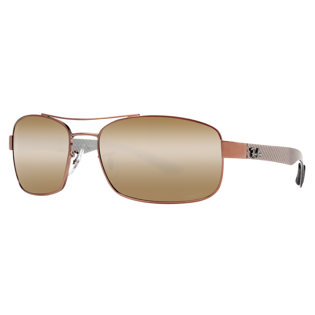 1ea5f0d573 ... Polarized Brown Mirror Chromance Sunglasses. Ray-Ban RB 8318CH 121 A2  62mm. Loading zoom