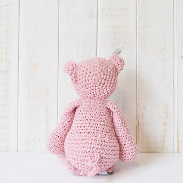 Amigurumi Chanchita Chabela