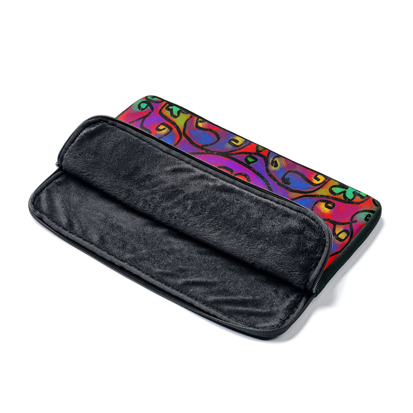 Mandala 3 Tablet and Laptop Sleeve , Laptop Sleeve - The Art Journey