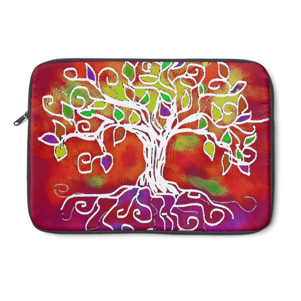 Tree of Life 2 Tablet and Laptop Sleeve , Laptop Sleeve - The Art Journey