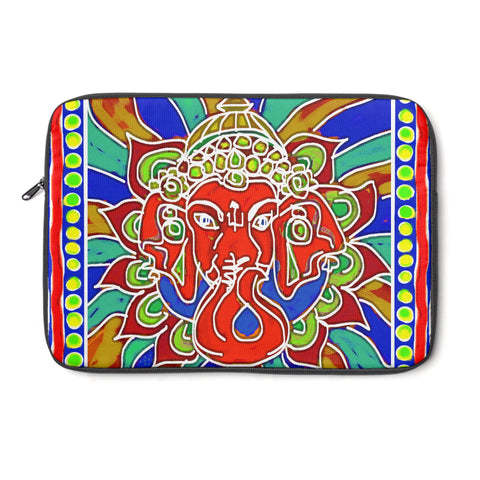 Ganesha 2 Tablet and Laptop Sleeve , Laptop Sleeve - The Art Journey