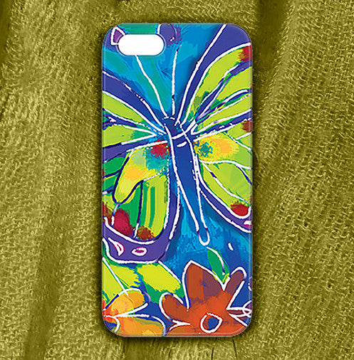 Butterfly Phone Case , Phone Cases Plastic - The Art Journey