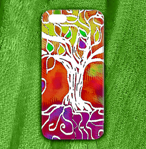 Tree of Life 3 , Phone Cases Plastic - The Art Journey