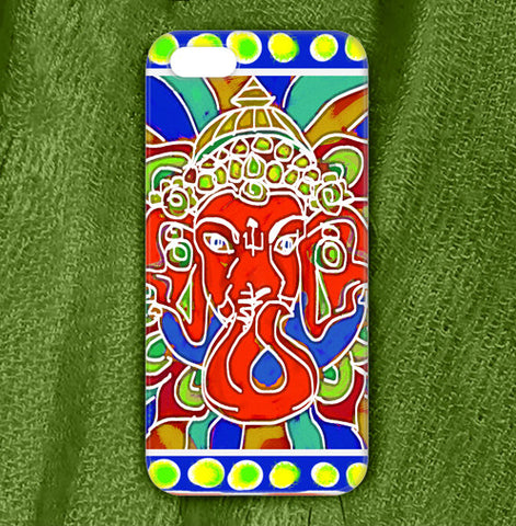 Ganesha 2 , Phone Cases Plastic - The Art Journey