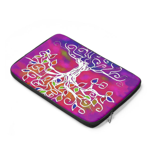 Tree of Life 3 Tablet and Laptop Sleeve , Laptop Sleeve - The Art Journey