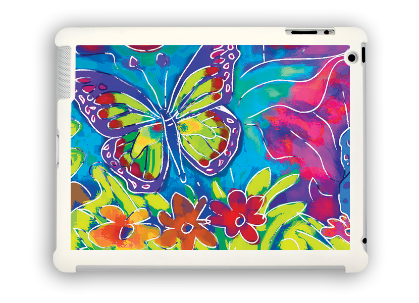 Ipad Gift Butterfly , iPad Cases - The Art Journey