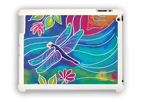 Ipad Gift Dragonfly , iPad Cases - The Art Journey