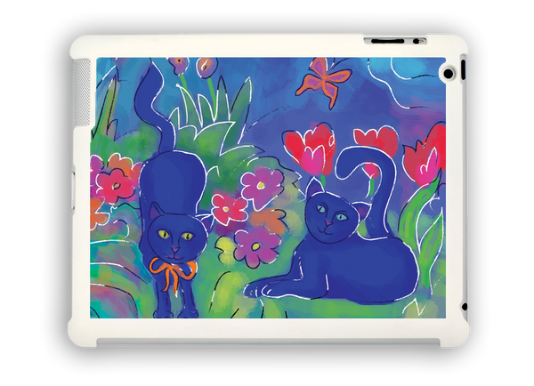 Ipad Gift Cats , iPad Cases - The Art Journey