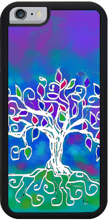 Tree of Life , iPhone Case - The Art Journey