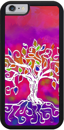 Tree of Life 3 , iPhone Case - The Art Journey