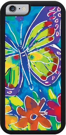 Butterfly , iPhone Case - The Art Journey