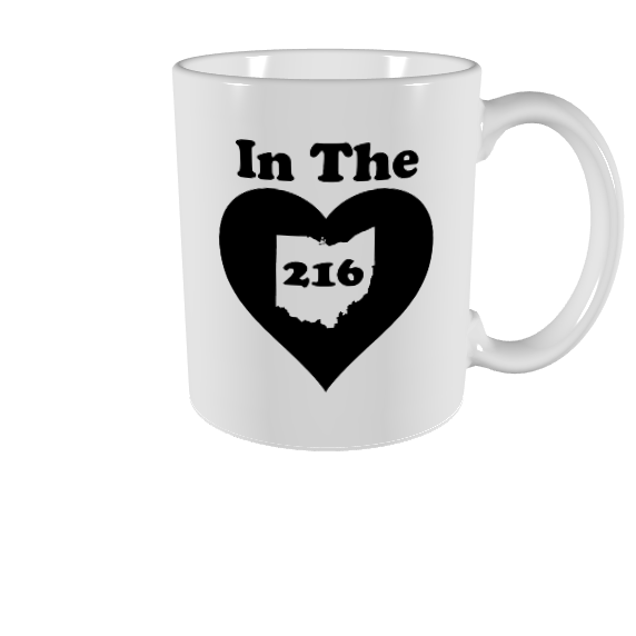 In The 216 Coffee Mug