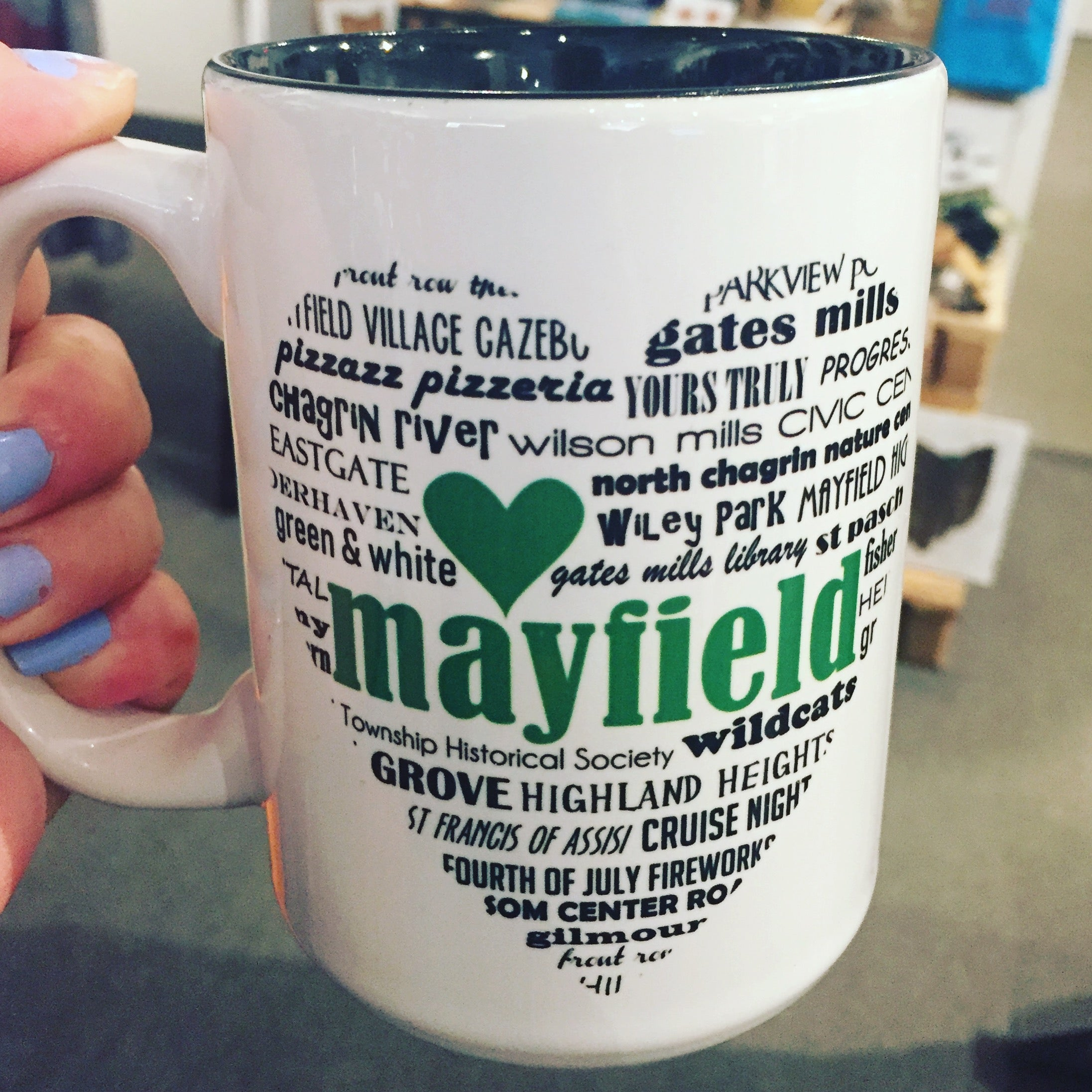 Mayfield Wildcats Mug