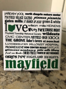 Mayfield Heights City Tile