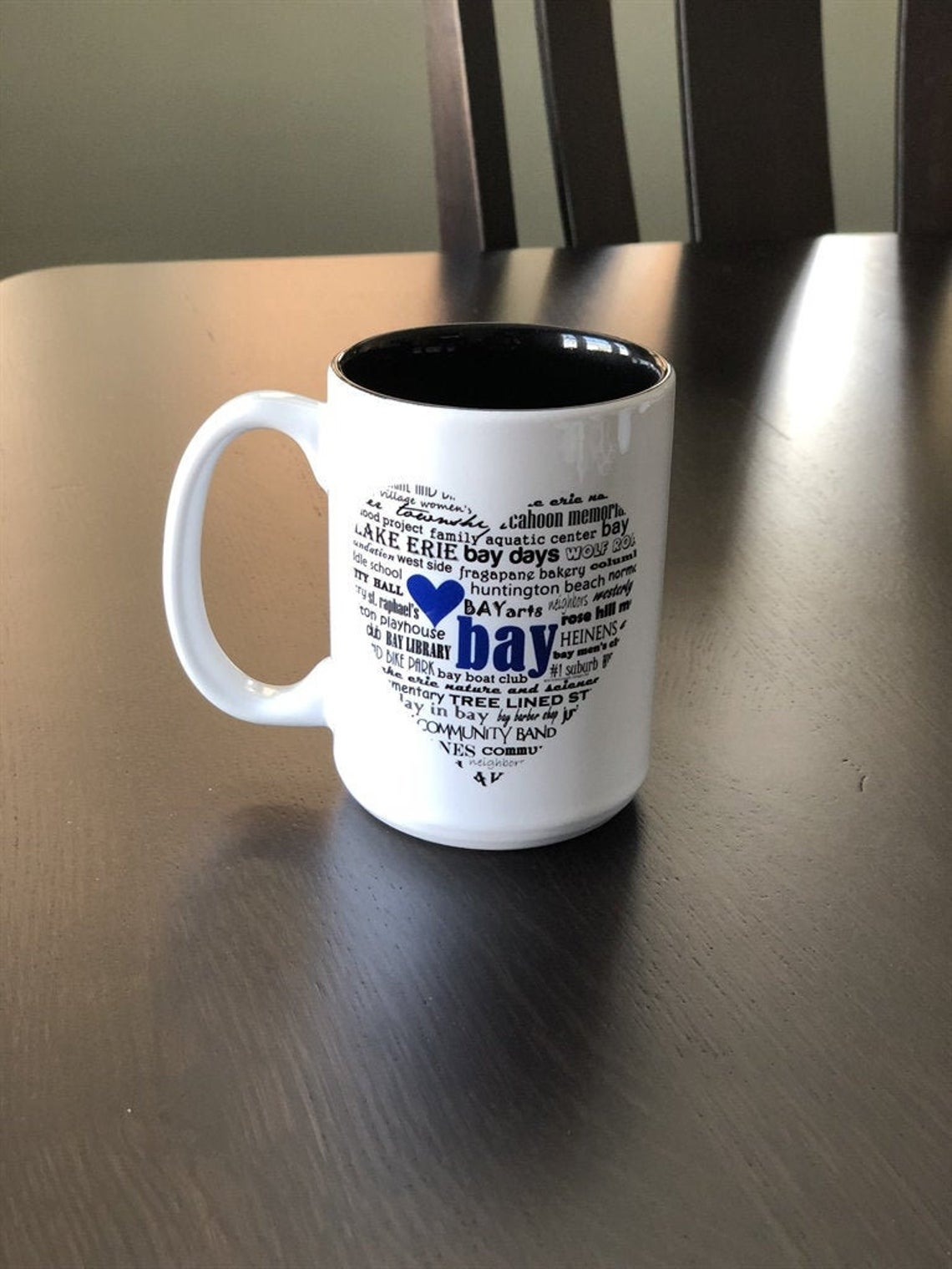 Bay Village Ohio Mug
