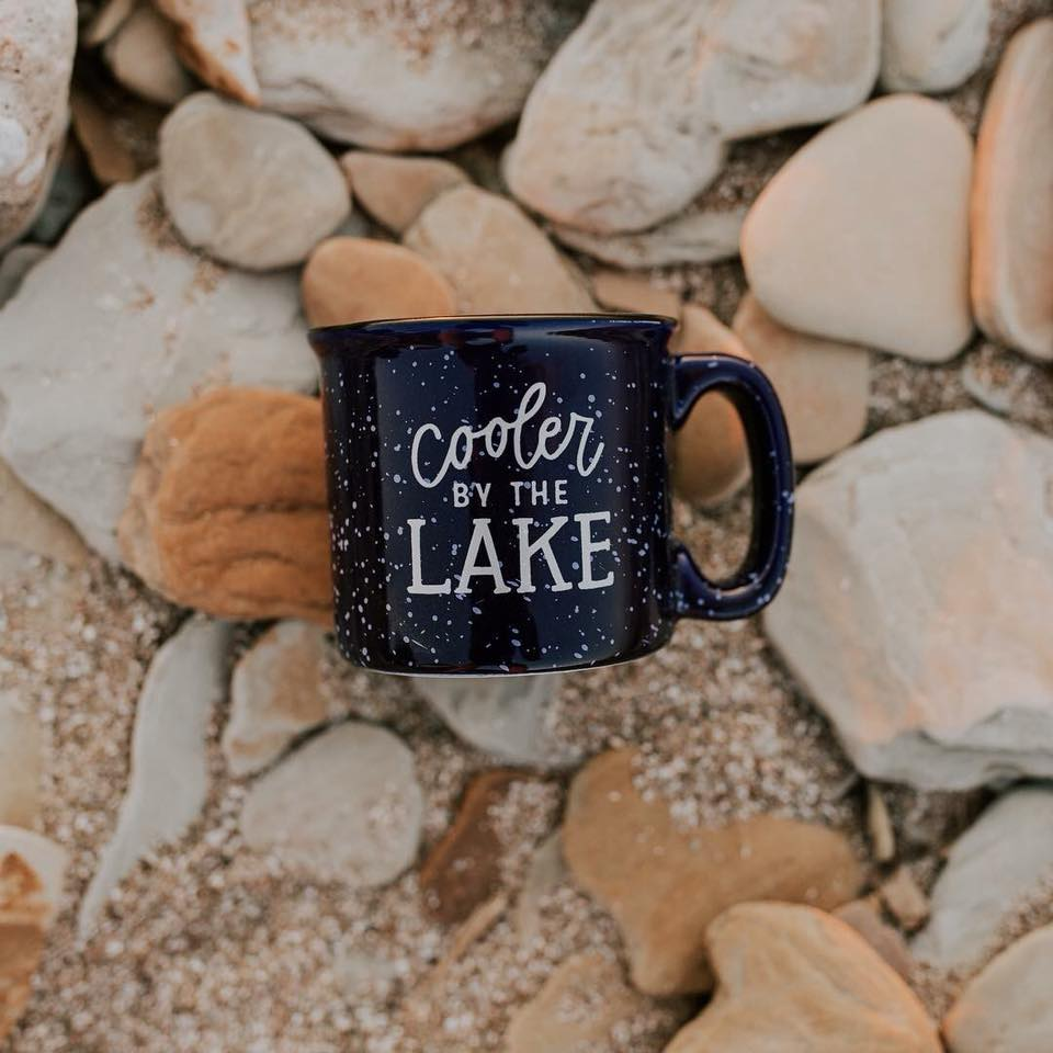 Cooler By The Lake Mug