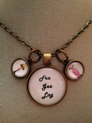 A Christmas Story Fra Gee Lay Necklace