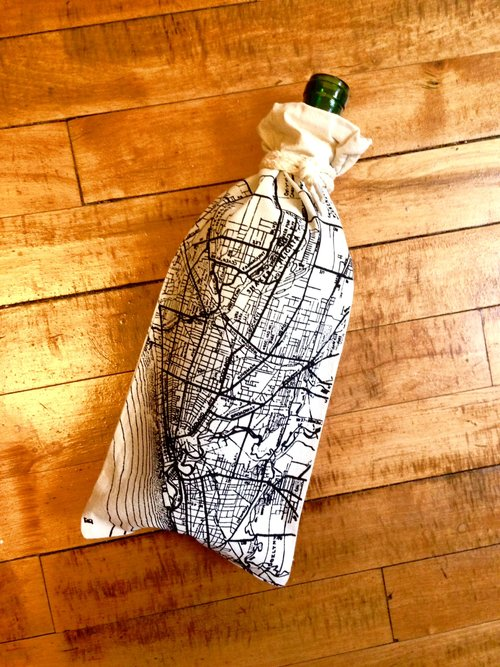 Canvas Booze Bag