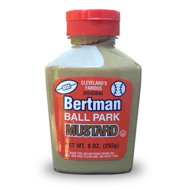 Original Bertman Ball Park Mustard 9OZ