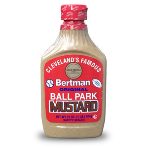 Original Bertman Ball Park Mustard 16OZ