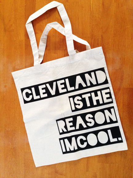 Snakes and Acey's Cleveland Tote Bags