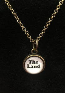 The Land Charm Necklace