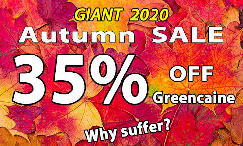Numbing cream autumn sale