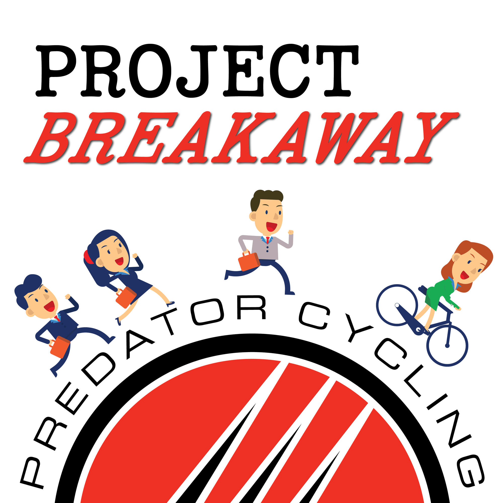"""Project Breakaway"": Major-ly Excited, EP. 07"