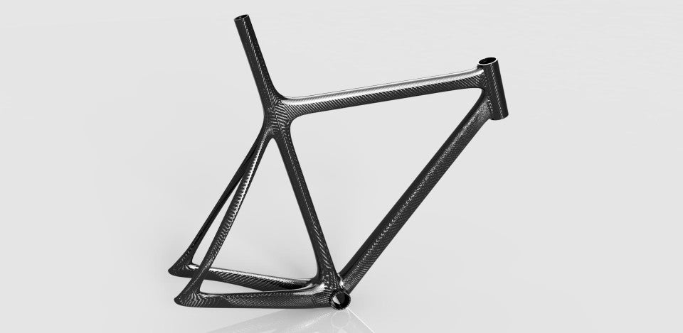 A rendering of future Carbon frames!