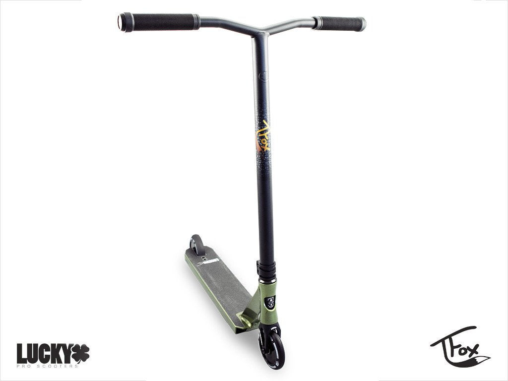 TFOX sig pro scooter.