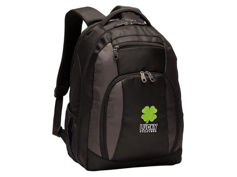 LUCKY LOGO TRAVEL BACKPACK in stock