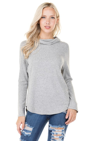 The Roxy Relaxed Neck Sweater