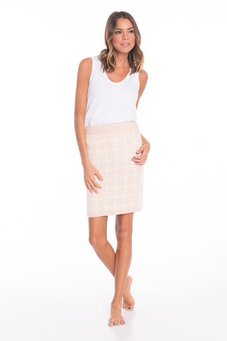 The Cabin Knit Skirt