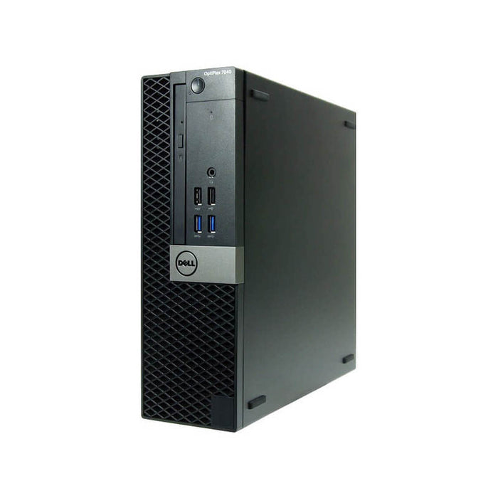 Dell OptiPlex 7040 SFF Core i5-6500 3.20GHz 16GB 128GB SATA/SSD Desktop Grade B
