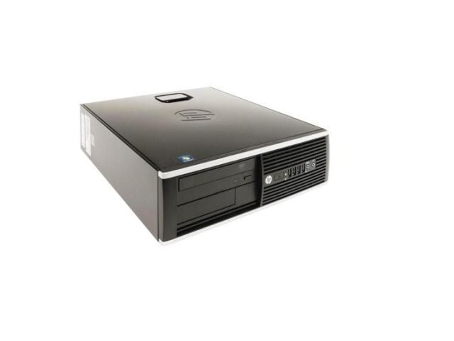 HP 8300 Elite SFF Core i5-3470 3.20GHz 8GB RAM 1TB SATA Desktop Grade B