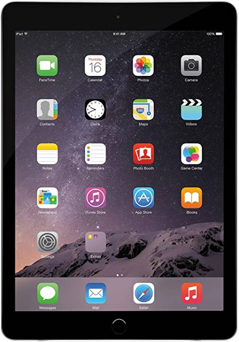 Apple, Inc. iPad Air 2nd Gen 64GB Space gray Tablet Grade B
