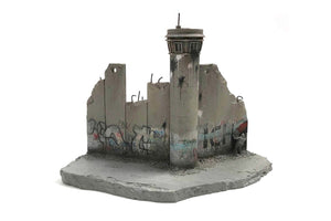 Artist Banksy Drops New 'Defeated' Wall Section Souvenirs