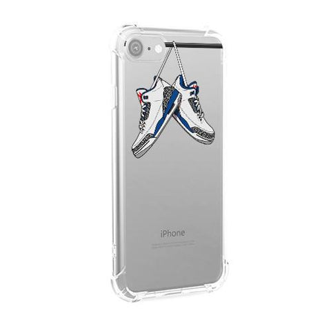 True Blue 3's iPhone Case