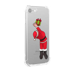 Santa Catch iPhone Case