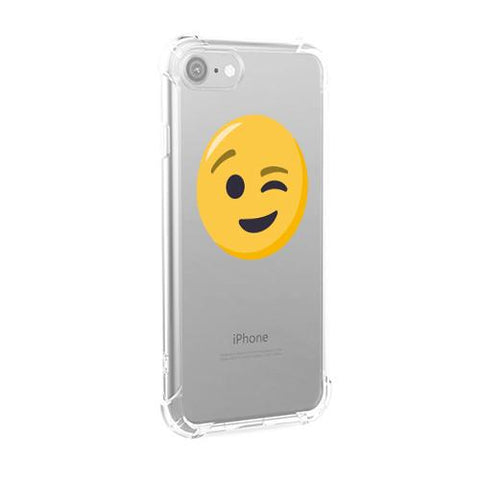 Winking iPhone Case