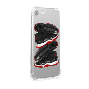 Bred 11's iPhone Case