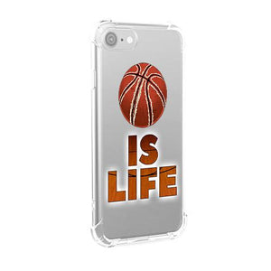 Basketball is LiFE iPhone Case