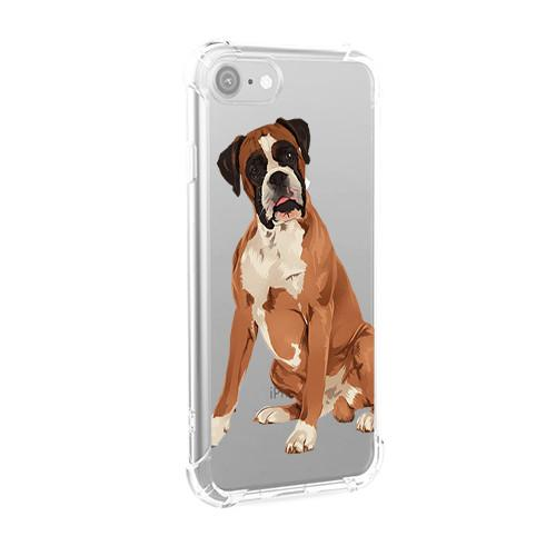 Boxer iPhone Case
